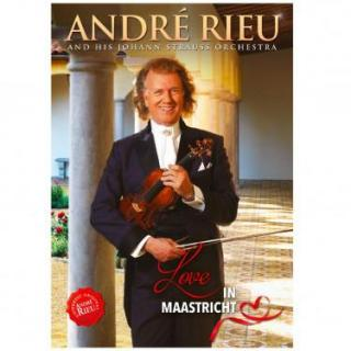 LOVE IN MAASTRICHT - Rieu André [DVD]